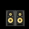 """KRK Rokit Powered 10-3 Pair Mid-Field 3-Way Powered Studio Monitors 10"""""""