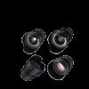 Rokinon 24, 35, 59, 85mm T1.5 Cine DS Lens Bundle for Canon EF Mount